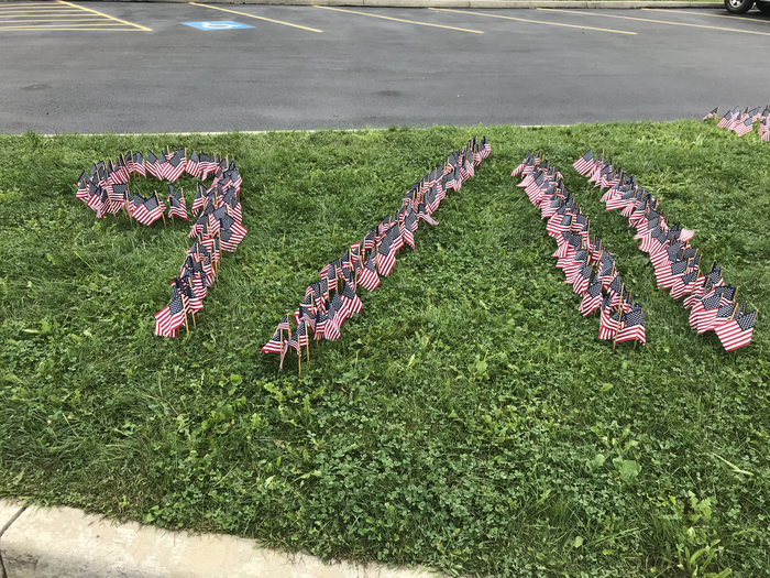 9/11 Tribute by Our Students.