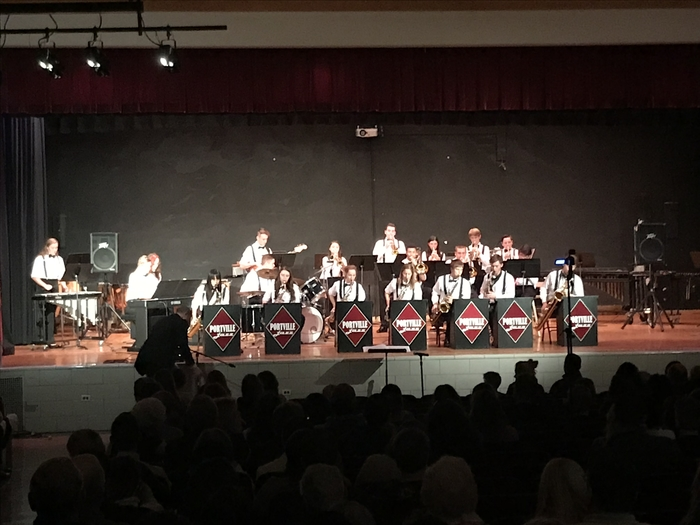 PCS Jazz Band!