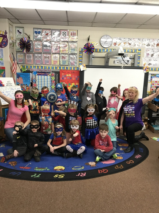 100th day in Mrs. Lott's room!