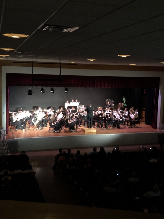 Sr. High Band