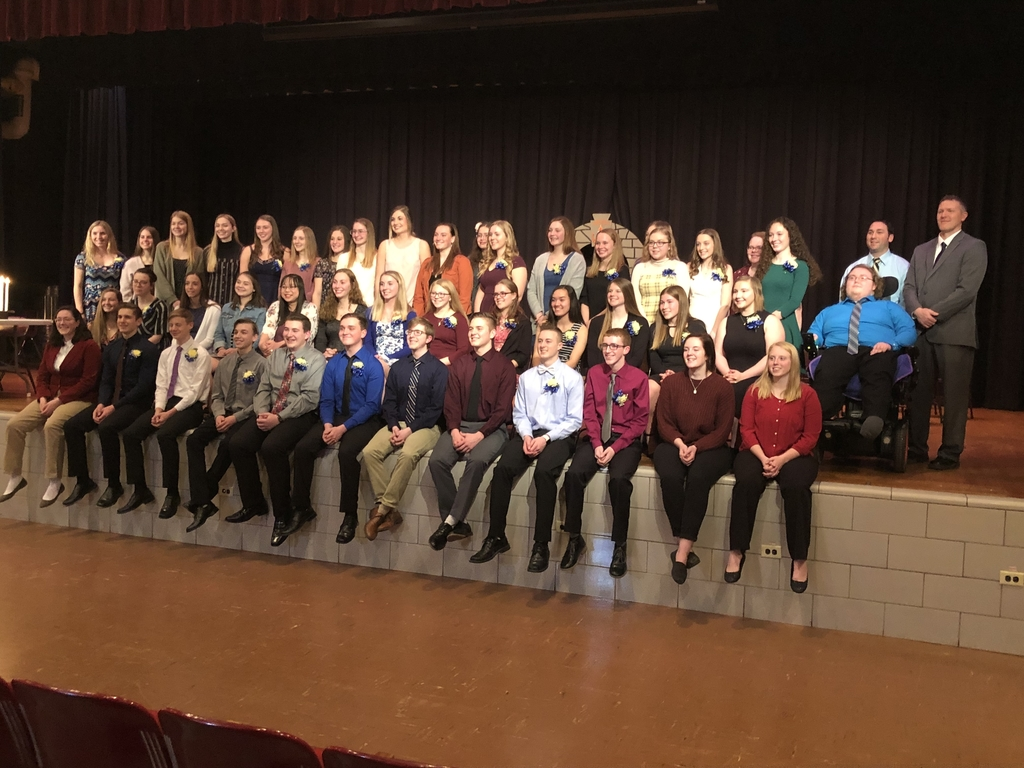 NHS Induction!