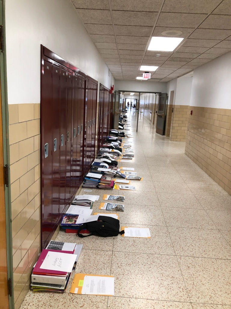 Day 1 of student pickup went well!  Thank you parents and students.  We only have three seniors and two juniors left for pick up.  Pick up of books and assignments for freshmen and sophomores will take place tomorrow (Friday) from 8:00 AM to 10:00 AM in the back parking lot.  Pick up for 7th and 8th graders will be from 10:30 AM to 12:30 PM.  If your child dropped off a computer today, it will be ready for pickup tomorrow in the back parking lot from 8:00 to 10:00 or in the bus circle from 10:30 to 12:30.  Encourage your child to log onto his/her computer and go to www.office.com.  This will get your child to Office 365.  The log in and password will be the same as it is to log onto his/her computer.  Once your child has logged on they will go to the Teams icon.  He/she will then be able to see communication from teachers.  Remember to be patient while everything continues to improve and get worked out.  Once again, thank you for an excellent job today.  I will be back in touch soon.
